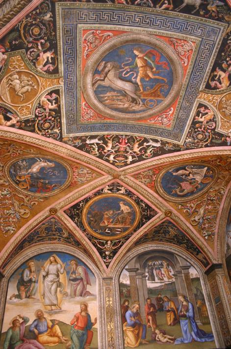 2 for Decorazione stanze vaticane